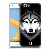 Head Case Designs HTC One A9s - ILUSTROVANÝ VLK