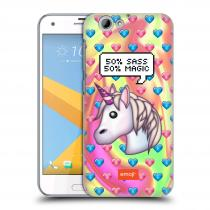 Head Case Designs HTC One A9s - EMOJI - Jednorožec