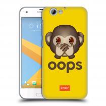 Head Case Designs HTC One A9s - EMOJI - Opička OOPS