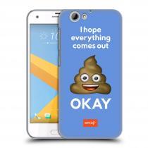 Head Case Designs HTC One A9s - EMOJI - Hovínko OKAY