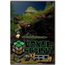 AGFPRO 3.0 + Voxel Sculpt (PC)
