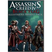 Assassins Creed IV: Black Flag - Illustrious Pirates Pack DLC (PC)