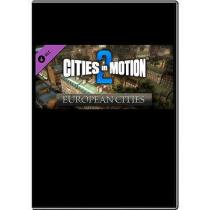 Cities in Motion 2: European Cities DLC (PC)