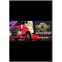 Euro Truck Simulator 2 - Polish Paint Jobs Pack (PC)