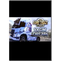 Euro Truck Simulator 2 - Ice Cold Paint Jobs Pack (PC)