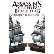 Assassins Creed IV: Black Flag - Crusader & Florentine Pack DLC (PC)
