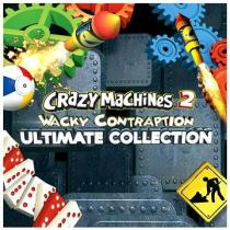 Crazy Machines: Wacky Contraption Ultimate Collection (PC)