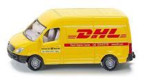 SIKU Blister -Poštovní dodávka Mercedes