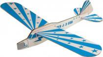 Stavebnice dřevěného házecího letadla - házedlo