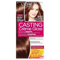 L'Oréal Paris Casting Crème Gloss Světlý kaštan 600