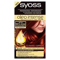 Syoss Oleo Intense Zářivý Červený Kaštan 5-77