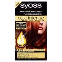 Syoss Oleo Intense Olejová teplý měděný 6-76
