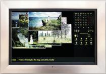 "FRAMEXX fotoobraz Home 131 (WiFi/LAN, 13,3"", USB, SD/MMC),"