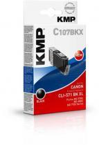 KMP C107BKX (CLI-571BK XL)