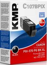 KMP C107BPIX (PGI-570PGBK XL)