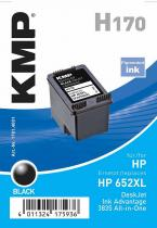 KMP H170 (HP 652 Black)