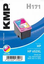 KMP H171 (HP 652 Tri-colour)