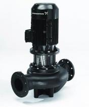 Grundfos In-Line TP 32-60/4 B, 0.25 kW, 3 x 220-240D/380-415Y V, 280 mm 96492023