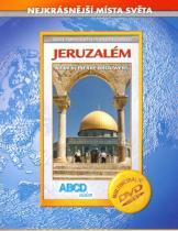 DVD - Jeruzalém - turistický videoprůvodce (77 min.) Izrael
