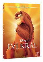 DVD Lví král
