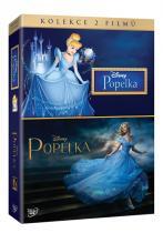 DVD Popelka kolekce