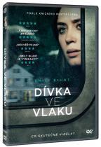DVD Dívka ve vlaku