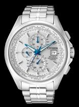 Citizen Radio Controlled Chrono Titanium AT8130-56A