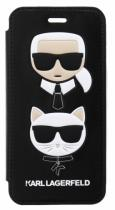 Karl Lagerfeld Choupette Book pro iPhone 7/8