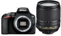 NIKON D3500 + 18-105 mm