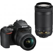 NIKON D3500 + 18-55 mm VR + 70-300 mm VR