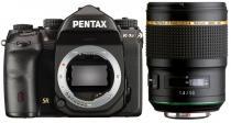 PENTAX K-1 II + 50 mm f/1,4 HD SDM