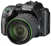 PENTAX K-70 + 18-135 mm