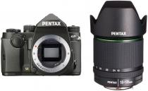 PENTAX KP + 18-135 mm