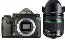 PENTAX KP + 18-270 mm