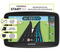 TomTom START 52 Regional (CEE) LIFETIME
