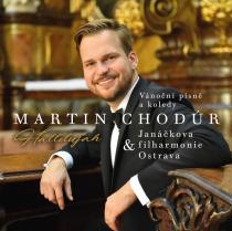 Martin Chodúr Hallelujah (Vánoční písně a koledy)