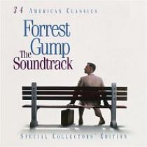 Alan Silvestri – Forrest Gump - The Soundtrack – CD