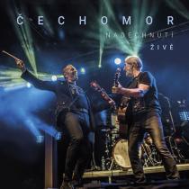 Čechomor: Nadechnutí živě - CD