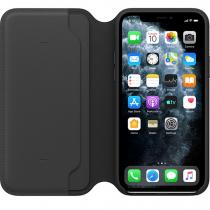 Apple (MX062ZM/A) Leather Folio pro Apple iPHone 11 Pro černé