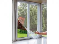Okenní síť proti hmyzu Extol Craft (99110), 100x130cm