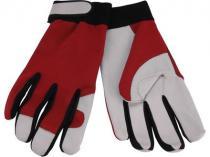 """Rukavice pracovní Extol Premium (8856656) rukavice pracovní kožené, 9"""", velikost 9"""""""
