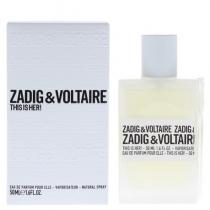 Zadig & Voltaire This is Her! EdP 50ml