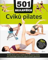 501 NEJLEPŠÍCH cviků pilates - Audra Avizienisová