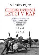 Českoslovenští letci v RAF - Miloslav Pajer