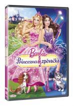 Barbie: Princezna a zpěvačka DVD