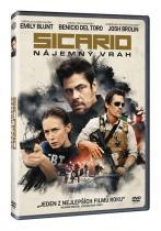 Sicario - Nájemný vrah DVD