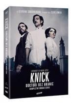 Knick: Doktoři bez hranic 2. série 4DVD (VIVA balení)