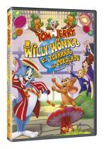 Tom a Jerry: Willy Wonka a továrna na čokoládu DVD