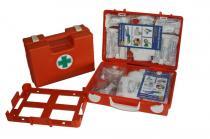 Lékárnička - kufřík odnimatelný s náplní ZM 10 osob