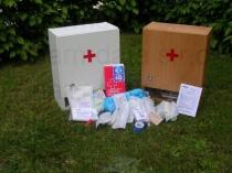 ŠTĚPAŘ Lékárnička - nástěnná ZM30 30 osob